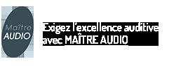 Maitre audio